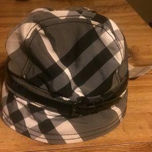 Womens Burberry hat